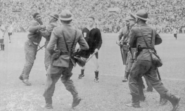 sports riots