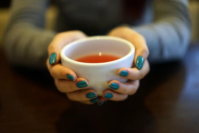Taste tea for free