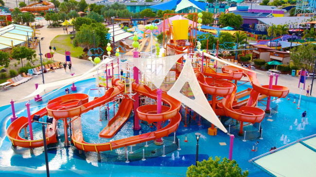 Theme Parks in Gold Coast