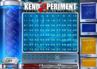 Things to know about Keno Xperiment