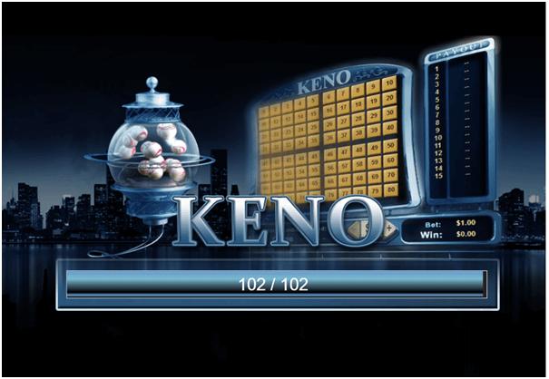 WGS Keno