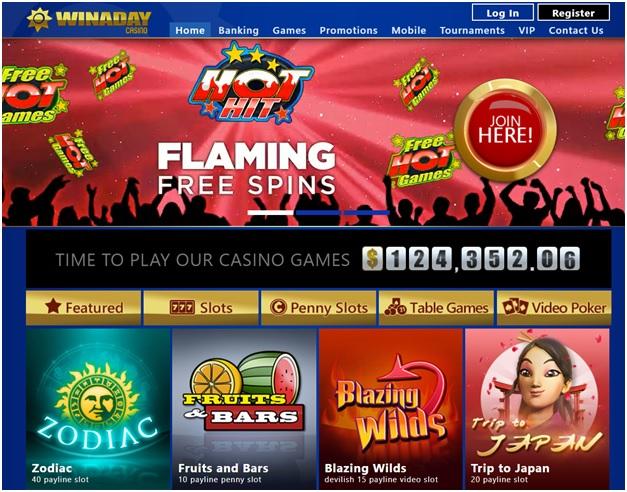 Win A Day Casino Australia