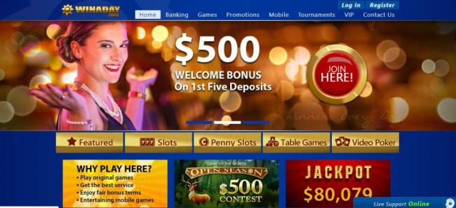 Win-A-Day-Casino