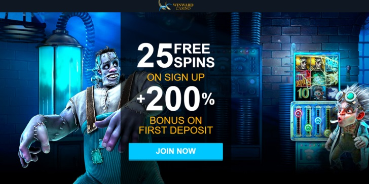 Winward casino no deposit