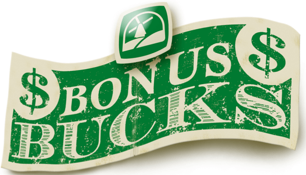 bonuses cash