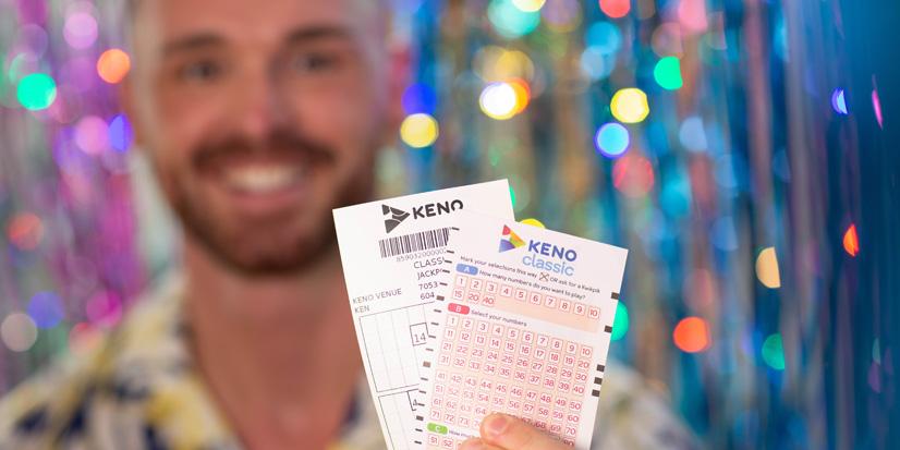 keno payout