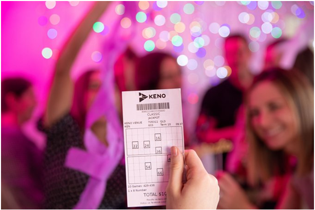 ways to check keno ticket